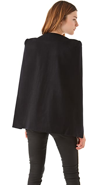 sass & bide The Strong Hold Vest/Cape