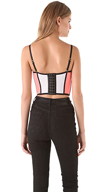 sass & bide Pay Attention Bustier