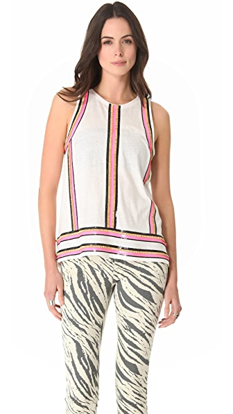 sass & bide The Player Tank