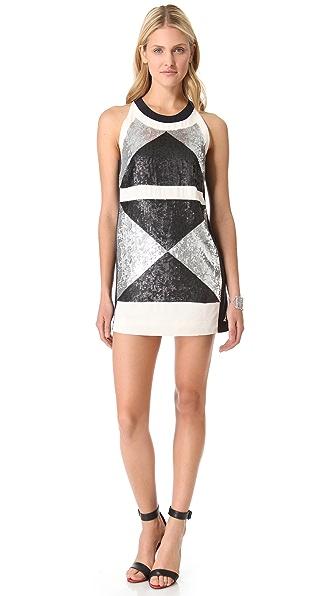 sass & bide The Revene Sequin Dress