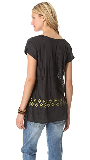 sass & bide The Building Love Tee