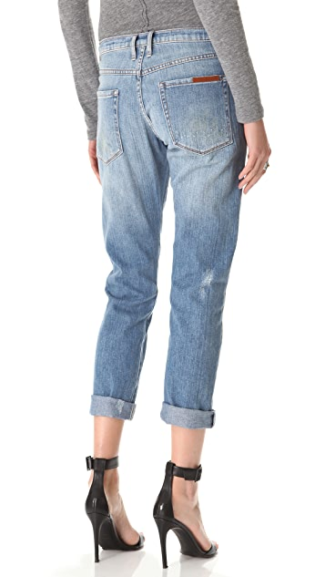 sass & bide Roll The Dice Boyfriend Jeans