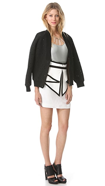 sass & bide Laugh Out Loud Skirt