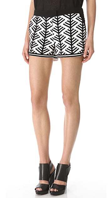 sass & bide Looking Glass Shorts