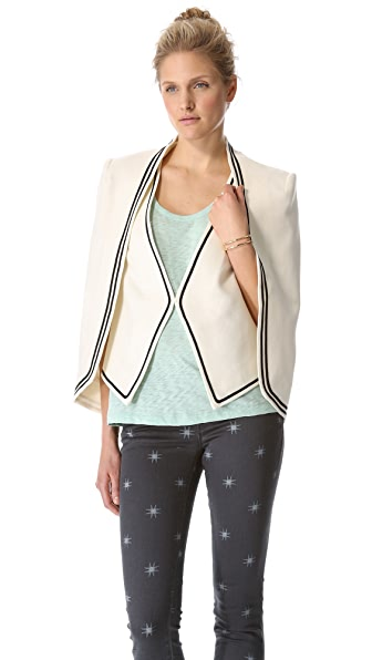 sass & bide This Is Pop Capelet
