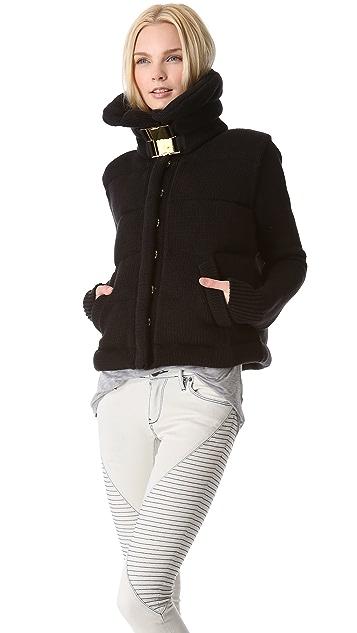 sass & bide The Final Offer Puffer Jacket