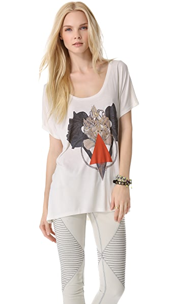 sass & bide Not Forgotten Tee