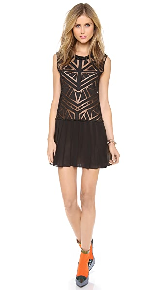 sass & bide Traveller Beaded Dress
