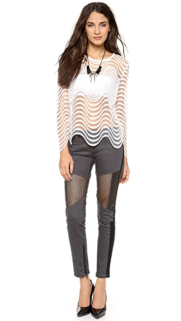 sass & bide Fall in Fall Out Jeans
