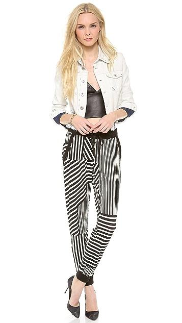 sass & bide Songbrid Printed Pants