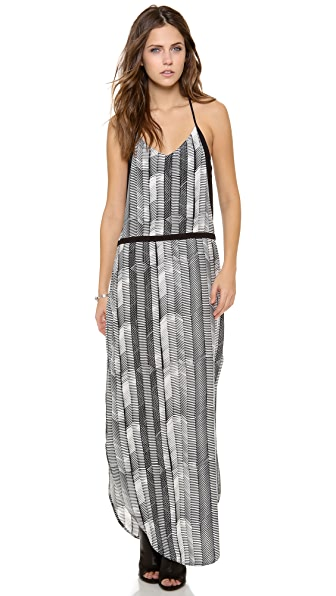 sass & bide Grass Roots Maxi Dress