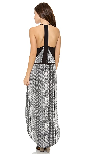 sass & bide Grass Roots Maxi Dress