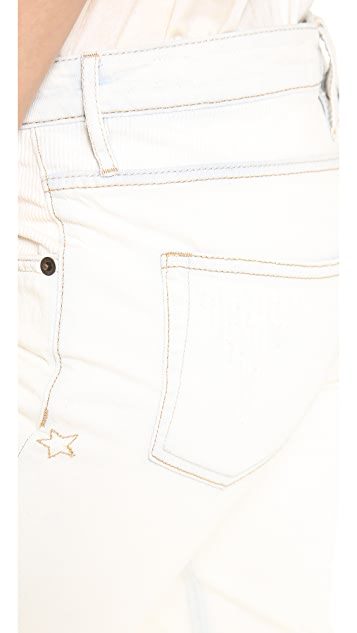 sass & bide Switch Off Destroyed Jeans