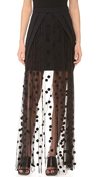 sass & bide House Proud Maxi Skirt