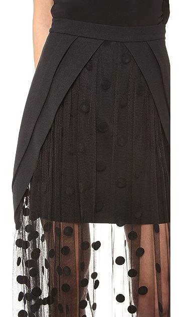 sass & bide House Proud Maxi Skirt