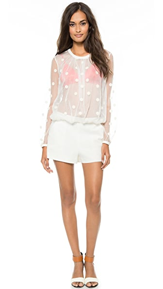 sass & bide The Ornament Romper