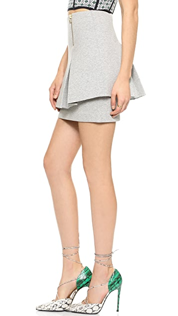 sass & bide Grande Parade Pleated Skirt