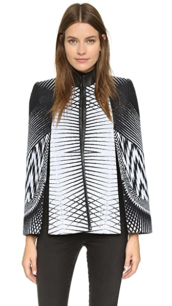 sass & bide Art of Rebellion Cape