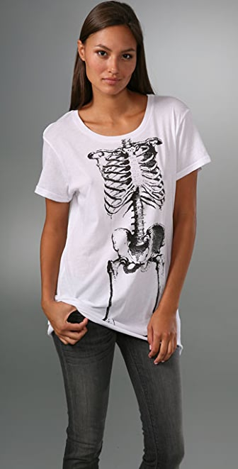 Sauce Skeleton Tunic