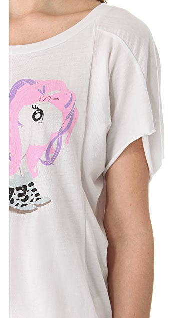 Sauce Pretty Pony London Tee