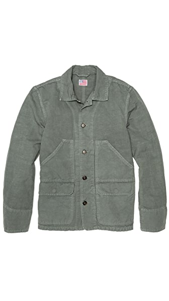 Save Khaki Shop Jacket