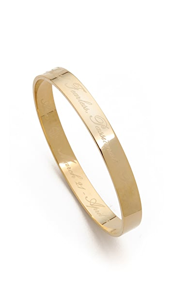 Samantha Wills Astrology Bangle Bracelet