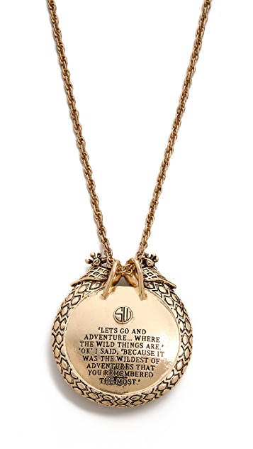 Samantha Wills Roaming Existence Pendant Necklace