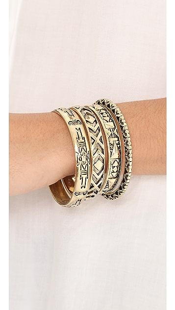 Samantha Wills Memories of Yesterday Bracelet Set
