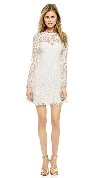 Kupi Saylor online i prodaja Saylor Kaleigh Dress White haljinu online