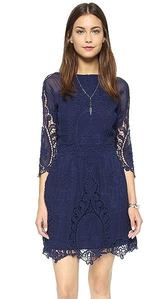 Kupi Saylor online i prodaja Saylor Coco Dress Navy haljinu online