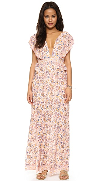Saylor Molly Maxi Dress Shopbop