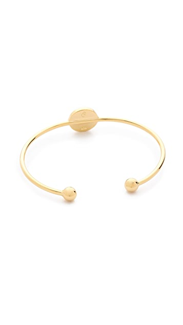 Sarah Chloe Ella Engraved Adjustable Bracelet