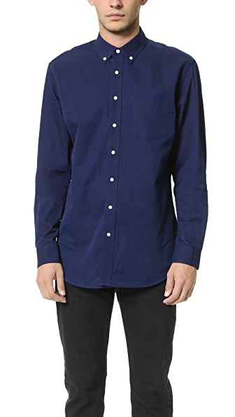 Schnayderman's Indigo Jean Shirt