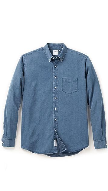 Schnayderman's Leisure Denim Shirt