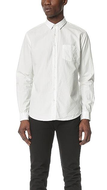 Schnayderman's Leisure Poplin One Shirt