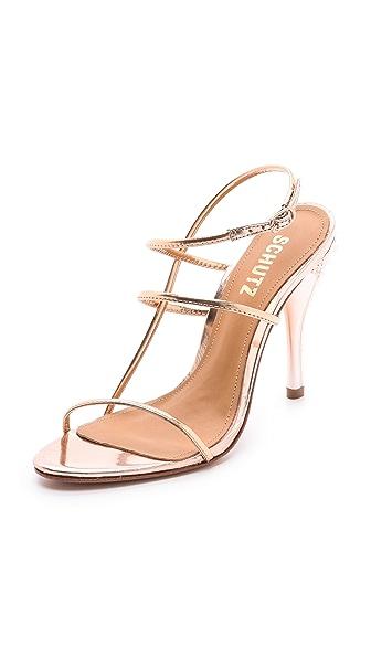 Schutz Belita High Heels