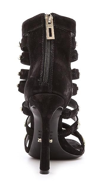 Schutz Biatris Strappy Sandals