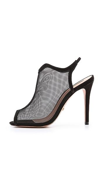 Schutz Eshana Mesh Sandals