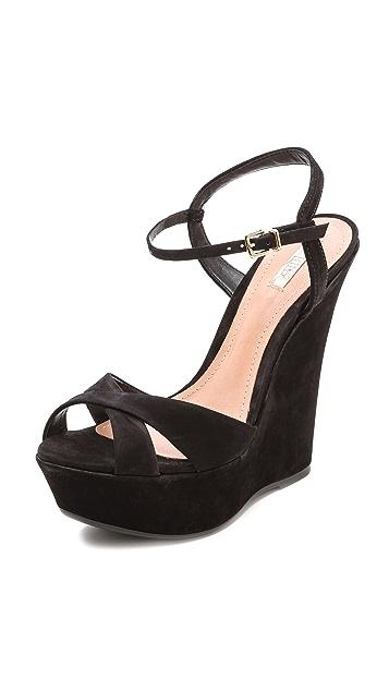 Schutz Endyra Platform Sandals