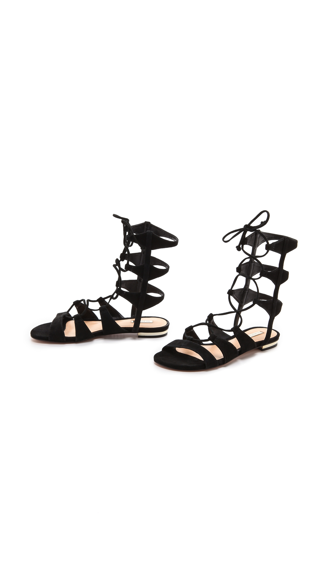 Schutz Shoes Erlina Schutz Erlina Lace up Sandals