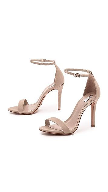 Schutz Cadey Lee Nubuck Sandals
