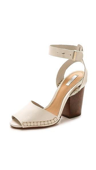 Schutz Ervinia Ankle Strap Sandals