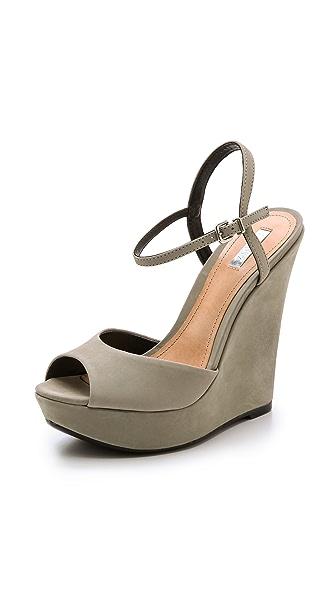 Schutz Elhan Wedge Sandals