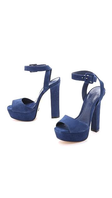 Schutz Amatista Platform Sandals