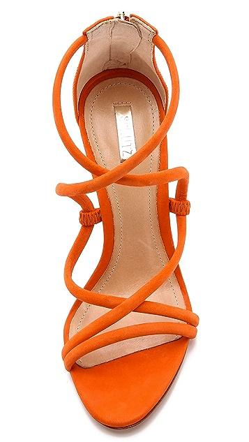 Schutz Brazilian Sandals