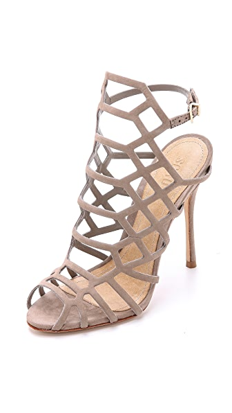 Schutz Juliana Caged Sandals