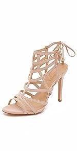 Latonya Sandals                Schutz
