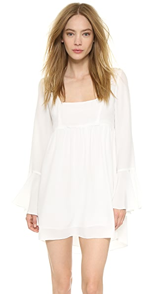 Shop Stone Cold Fox online and buy Stone Cold Fox Farrah Dress White dresses online