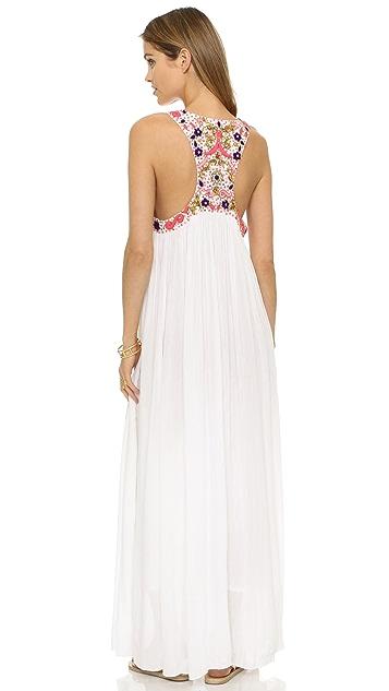 SUNDRESS Ariel Long Beach Dress
