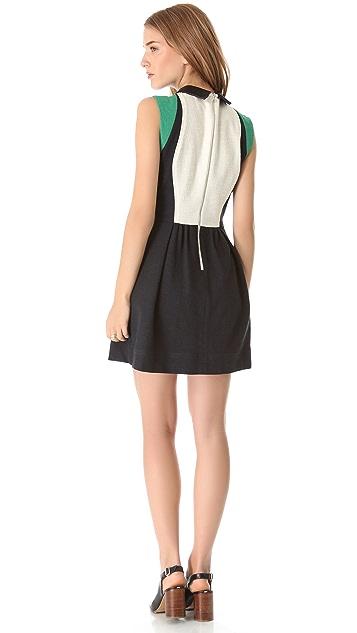 Sea Pauline Colorblock Dress